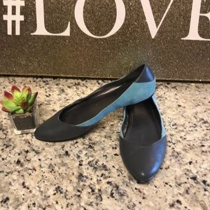 Calvin Klein. Flats  used /great condition